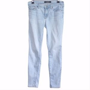 J Brand Skinny Leg Jeans in Orion